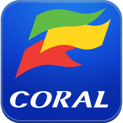 coral betting location